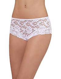 Barbara Cecilia White Shorty 70641-BL-001