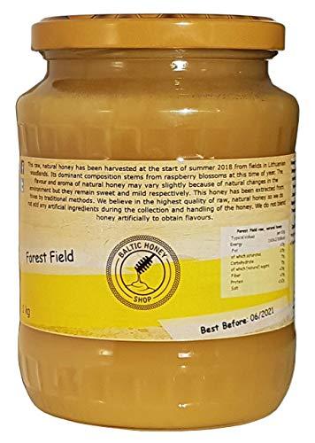 Miele Grezzo Naturale 1 kg (Bosco e Campo)