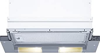 Neff D4644X0 Hotte 400 m³/h Argent, Argent