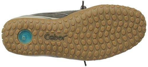 Gabor - Tote, Scarpe da donna grigio (Grey (Graphite Nubuck))
