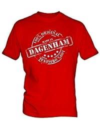 Made In Dagenham - Mens T-Shirt T Shirt Tee Top