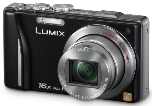 Panasonic – Lumix DMC-TZ22EG-K Digitalkamera_2