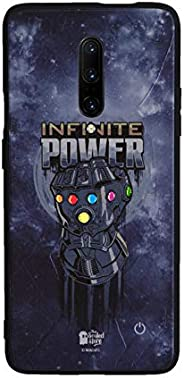 The Souled Store Avengers: Infinite Power OnePlus 7 Pro LED Mobile Case Multicolor