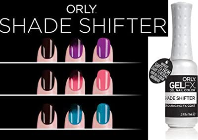 Orly Gel, Shade Shifter