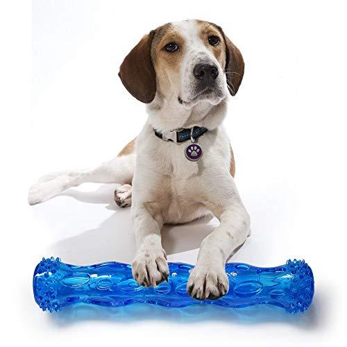 ACLBB Juguetes para Masticar de Perro con Forma de Hueso...