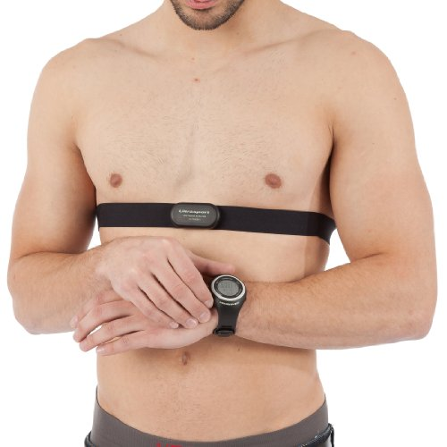 41c80QfZbDL. SS500  - Ultrasport NavRun 600 GPS Heart Rate Monitor with 2.4 GHz Chest Strap