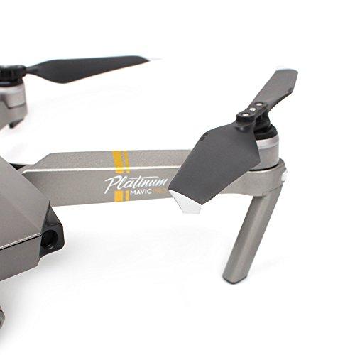 Flycoo-8331-Low-Noise-Quick-release-Propeller-for-DJI-Mavic-Pro-Elica-a-rilascio-rapido-a-basso-rumore-per-DJI-Mavic-Pro-Platinum-Alpine-White