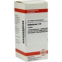BELLADONNA C30 80St Tabletten PZN:4207057 preisvergleich bei billige-tabletten.eu