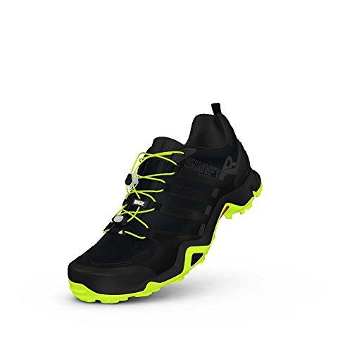 adidas Swift black yellow solar core Terrex 77Fvqz