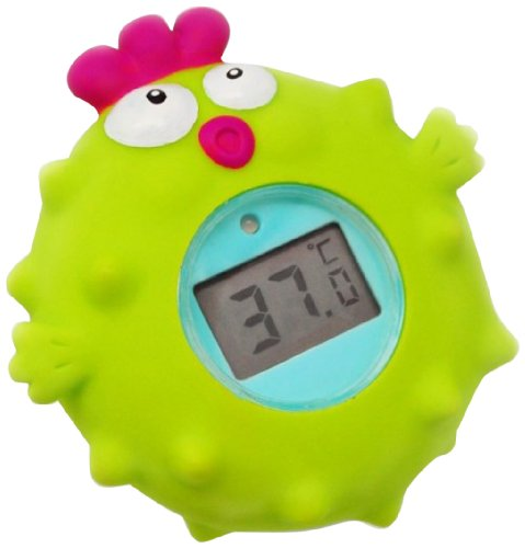Knorrtoys 37009 - ESCABBO Badethermometer Birdy