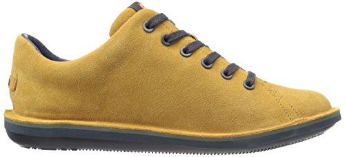 Da uomo Camper Beetle Low-Top Sneaker Yellow (Dark Yellow)