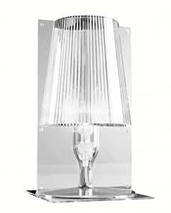 Kartell Take Lamp Crystal Amazon Co Uk Kitchen Amp Home
