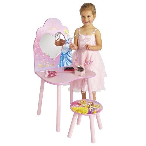 Worlds Apart 462DIR Disney Princess Schminktisch und Stuhl - 2