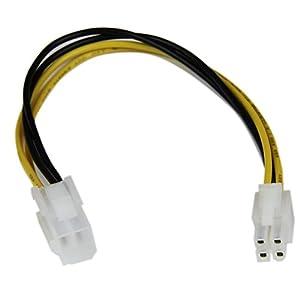 StarTech ATXP4EXT - Cable de
