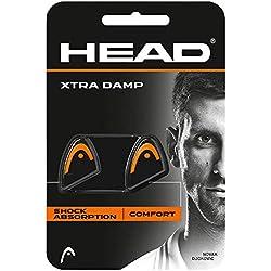 Head Xtra Damp Antivibrador de Tenis, Naranja, Talla Única