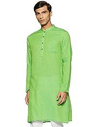 Indus Route by Pantaloons Men's cotton Kurta
