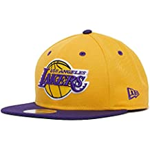 A NEW ERA ERA Era 9Fifty NBA Los Angeles Lakers 2Tone Gorra Hombre Amarillo 99ebbfd2efa
