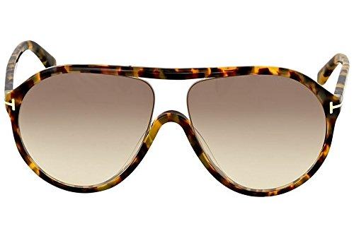 Tom Ford Sonnenbrille Edison (59 mm) havana