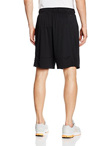 Nike Herren Fly 9 Trainigsshorts Black/Dark Grey