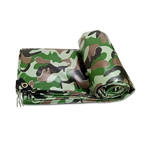 HongTeng Camouflage-Plane Kratztuch Poncho Plane Dschungel Leinwand Staubdicht Schutzhülle (größe : 3x5m) - Polar-poncho