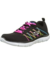 Skechers Damen Flex Appeal 2.0 Outdoor Fitnessschuhe
