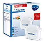 BRITA MAXTRA+ Water Filter Cartridges, Pack of 12