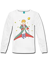 Spreadshirt The Little Prince Portrait Illustration Teenagers' Premium Longsleeve Shirt