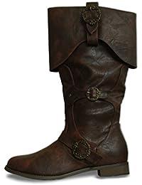 Suchergebnis auf Amazon.de für  stiefel mittelalter - Damen   Schuhe ... d5291ba7d9