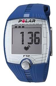 POLAR Sportuhr FT2 Blue, 0725882012773