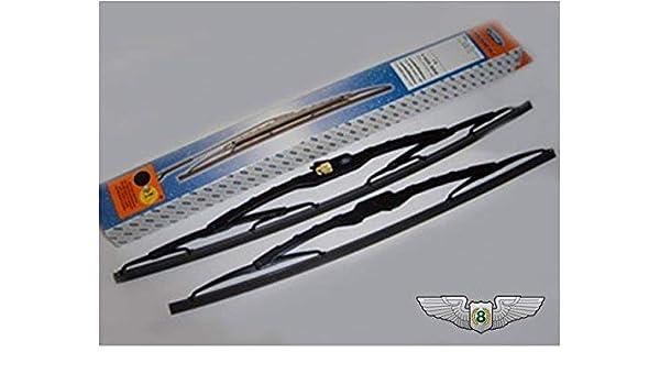 SLK Convertible Mar 2004 Onwards Windscreen Wiper Blade Kit 2 x Blades