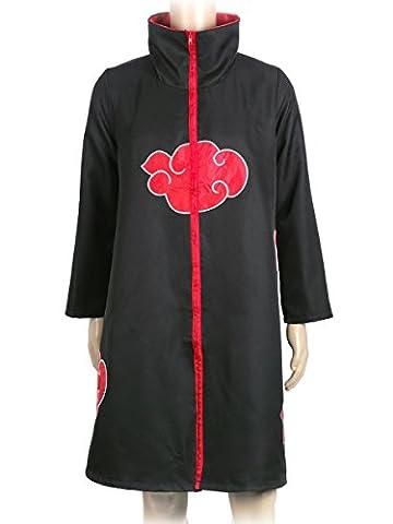 CoolChange Akatsuki robe de Naruto. Taille: XXL