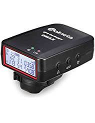 Solmeta GMAX-EOS GPS Receiver for Canon EOS 1DX, EOS 5D Mark III, 5Ds, 5Dsr, 6D(WG), 7D, 80D, 70D, 760D(T6s), 750D(T6i), 700D(T5i), 650D(T4i), 100D(SL1), 1300D(T6), 1200D(T5), M2, M