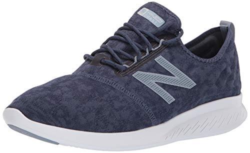 New Balance Fuel Core Coast v4, Zapatillas de Running para Hombre, Azul (Reflection/Vintage Indigo/Iron Oxide Cn4), 40 EU