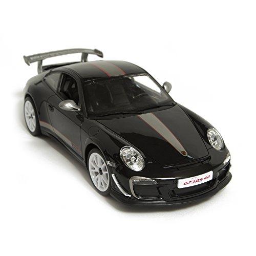 Hamleys Black Porsche 911 GT3 RC Car