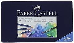 Idea Regalo - Faber-Castell 114260 Matite Colorate, 60 Pezzi