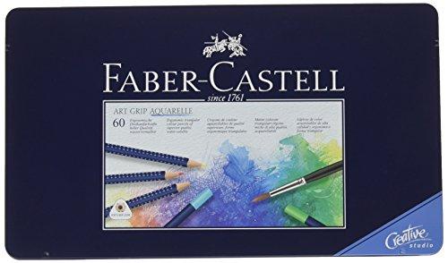Faber-castell 114260 matite colorate, 60 pezzi