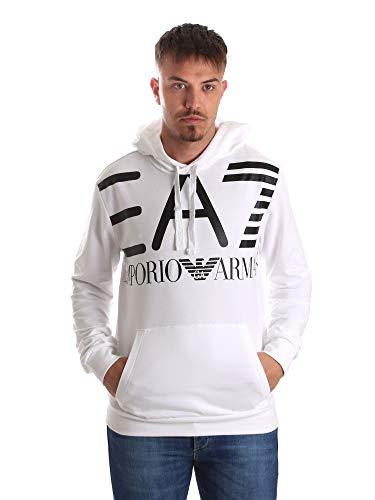 Emporio Armani Ea7 3GPM16 PJ05Z Sweatshirt Man White M