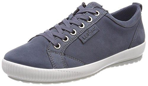 Legero Tanaro Zapatillas Mujer, Gris (Alluminio), 42.5 EU (8.5 UK)