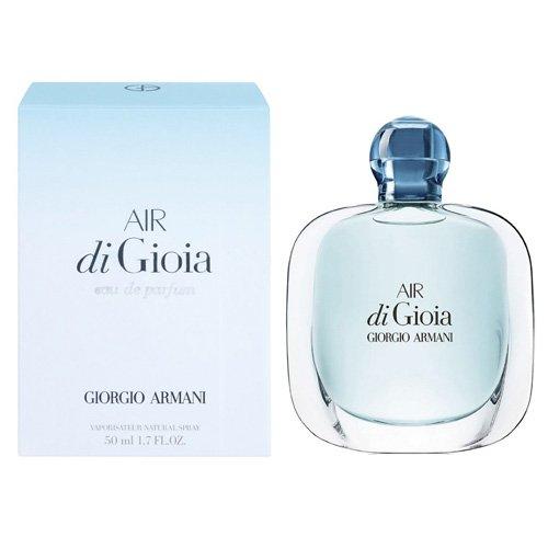Giorgio Armani aria di gioia eau de parfum spray da donna, 50ml
