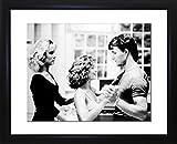 Bild Favourites Patrick Swayze und Jennifer Grau (Dirty Dancing) gerahmtes Foto