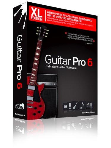 Guitar Pro 6 XL