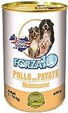 FORZA 10 Forza10 Maintenance Pollo Patate Alimenti Cane Umido Premium Cane