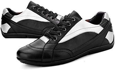Zapatos de Negocios para Hombres Zapatos de Vestir Zapatos Ocasionales Respirables Tendencia de la Moda Nuevo...