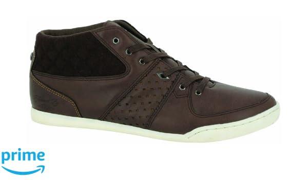 Umbro Mosley Mid, Chaussures de tennis homme - Marron (852 Marron Brun), 43  EU(9.5 US)  Amazon.fr  Chaussures et Sacs 53e7a7feb9b7