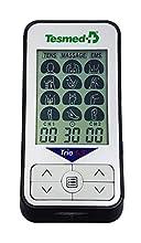 Tesmed Trio 6.5 é l'ultimo nato in casa Tesmed, con ben 36 programmi specifici per il ripristino e l'aumento del tono muscolare, per l'attenuazione degli inestetismi, per il sollievo dei dolori e per il massaggio benessere. E' un elettrostimolatore p...