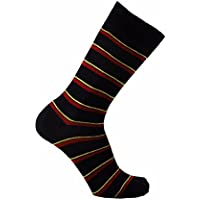 Horizon Mens Regimental Dress Socks