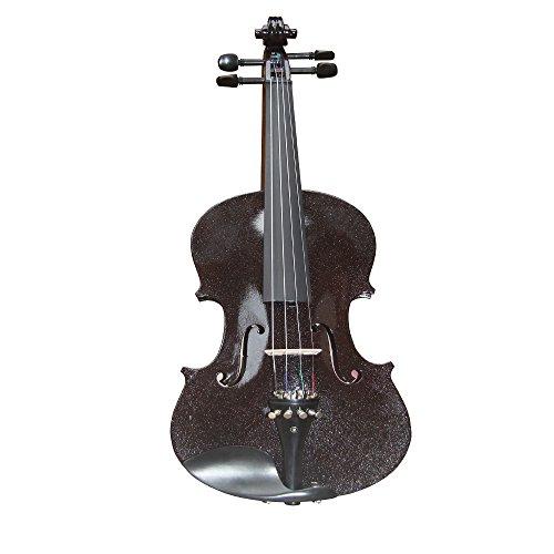 Zest amazing violino in 4 colori metallici