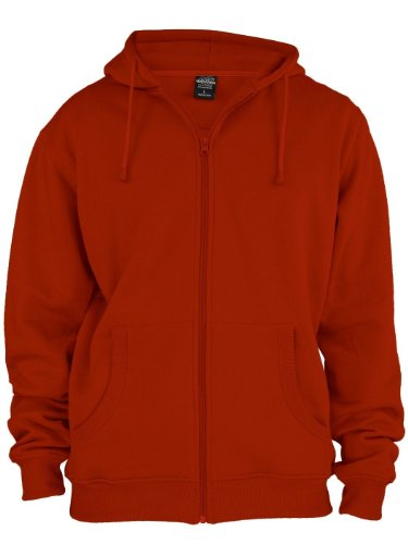 Urban Classics Hommes Relaxed Zip Hoodie TB114 Royal