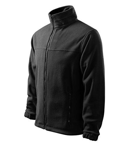 MIHEROS Outdoorbekleidung - warme und weiche Fleecejacke für Herren - Länger haltbar dank Anti-Pilling-Microfleece