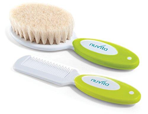 nuvita Kit pour Cheveux Bébé Vert